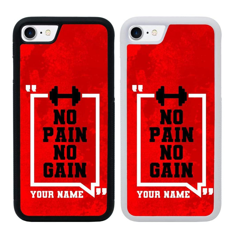 Personalised Gym Case Phone Cover for Apple iPhone 6 6s I-Choose Ltd