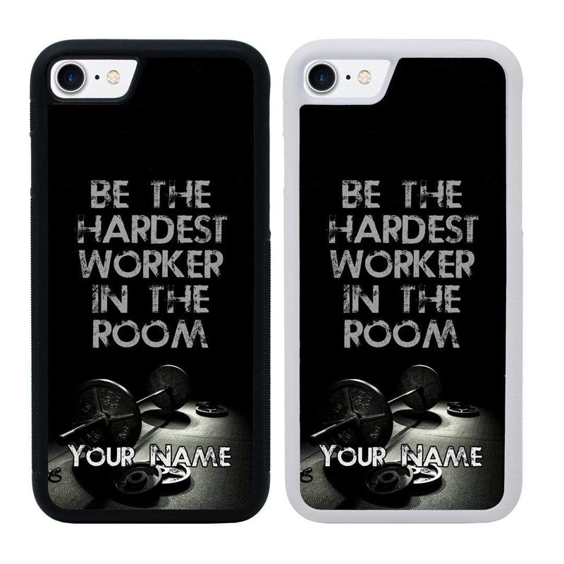 Personalised Gym Case Phone Cover for Apple iPhone 6 6s Plus I-Choose Ltd