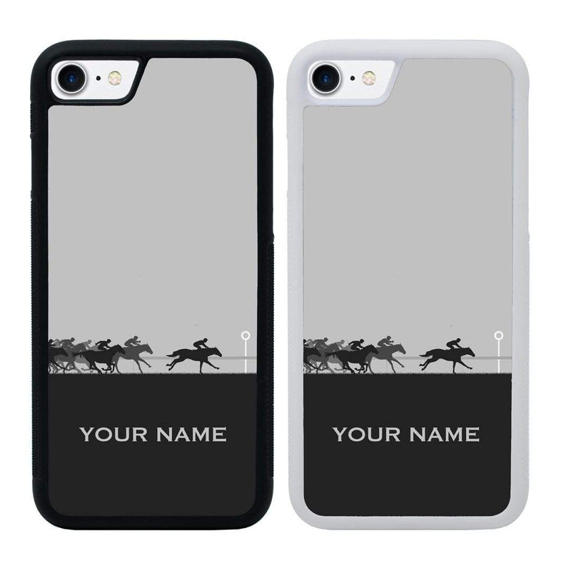 Personalised Horse Racing Case Phone Cover for Apple iPhone 6 6s I-Choose Ltd
