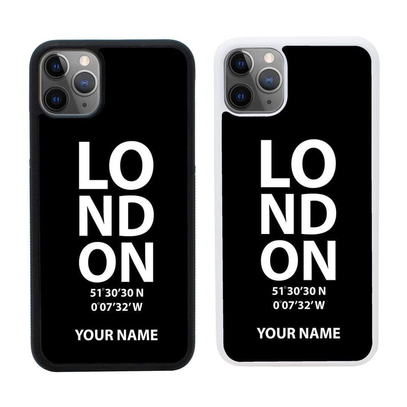 Personalised London Case Phone Cover for Apple iPhone 11 Pro I-Choose Ltd