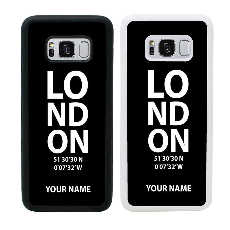 Personalised London Case Phone Cover for Samsung Galaxy S10E I-Choose Ltd