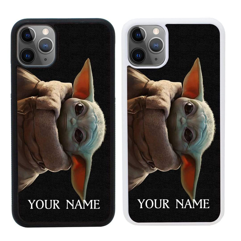 Personalised Mandalorian Case Phone Cover for Apple iPhone 11 I-Choose Ltd