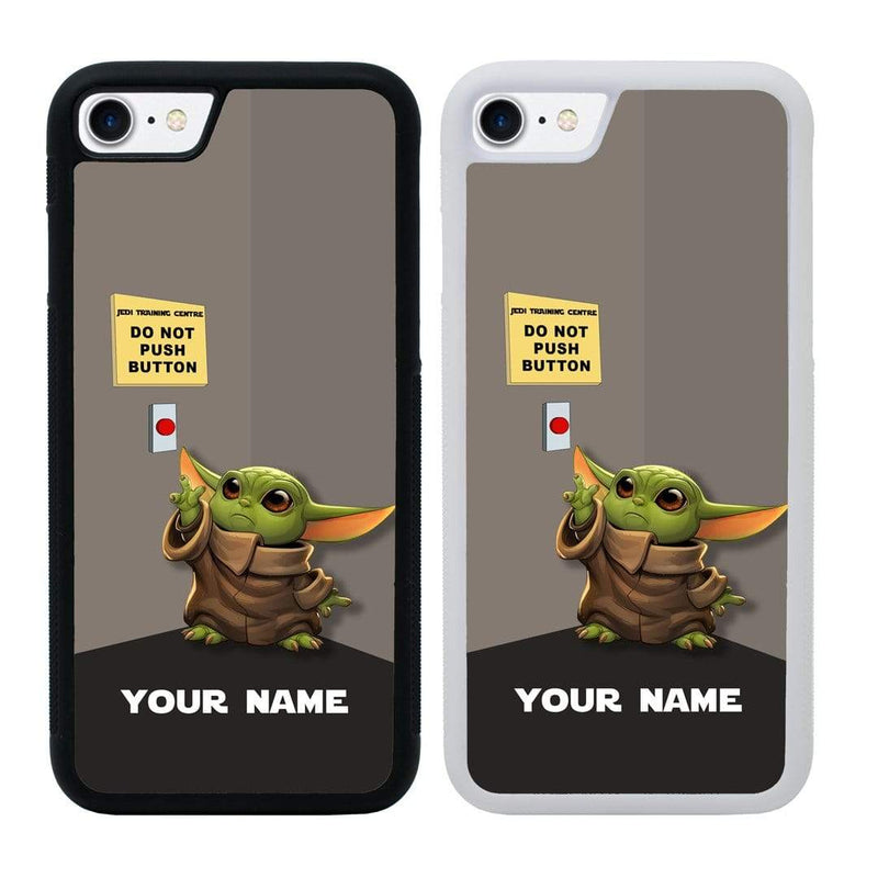 Personalised Mandalorian Case Phone Cover for Apple iPhone 8 I-Choose Ltd