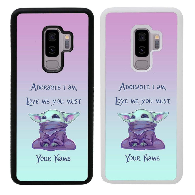 Personalised Mandalorian Case Phone Cover for Samsung Galaxy S9 I-Choose Ltd