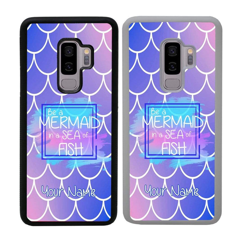 Personalised Mermaids Case Phone Cover for Samsung Galaxy S9 I-Choose Ltd