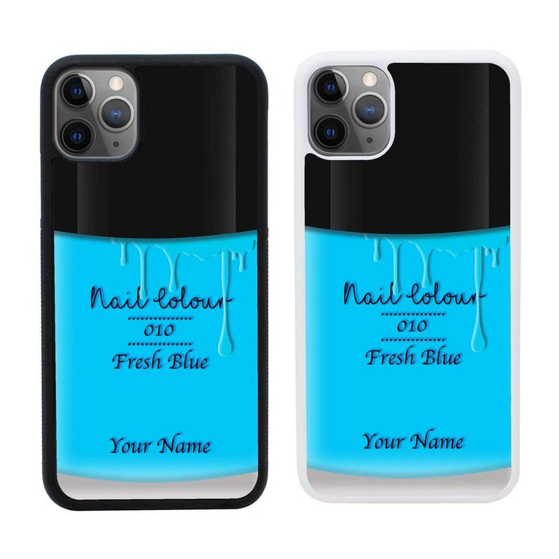 Personalised Nail Polish Case Phone Cover for Apple iPhone 11 Pro Max I-Choose Ltd