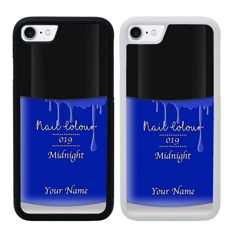 Personalised Nail Polish Case Phone Cover for Apple iPhone 7 Plus I-Choose Ltd