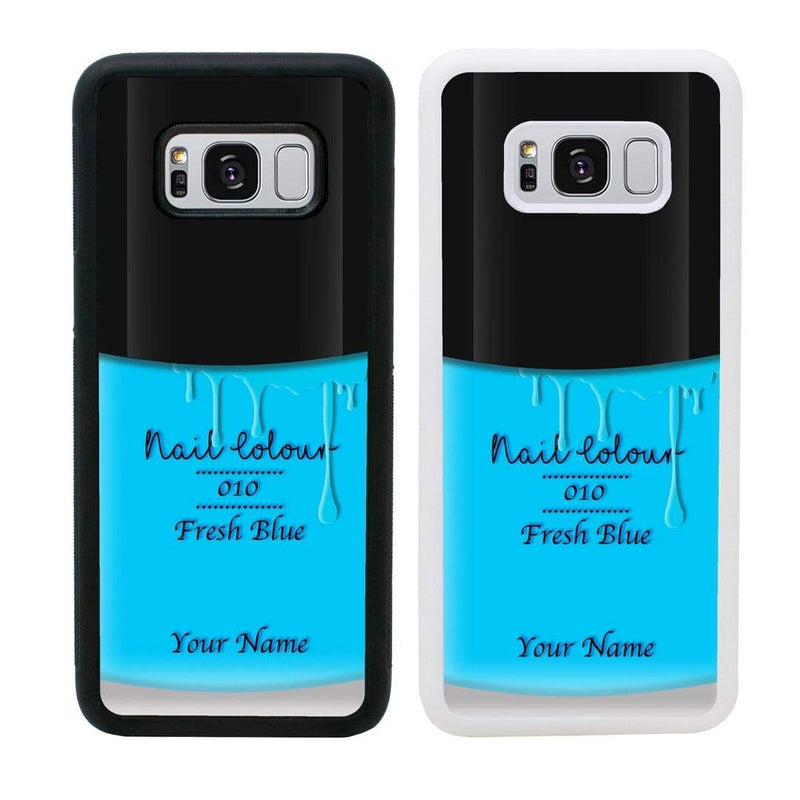 Personalised Nail Polish Case Phone Cover for Samsung Galaxy S10E I-Choose Ltd