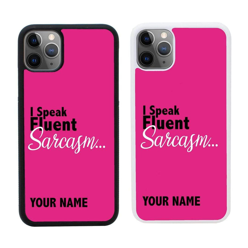 Personalised Sassy Case Phone Cover for Apple iPhone 11 I-Choose Ltd