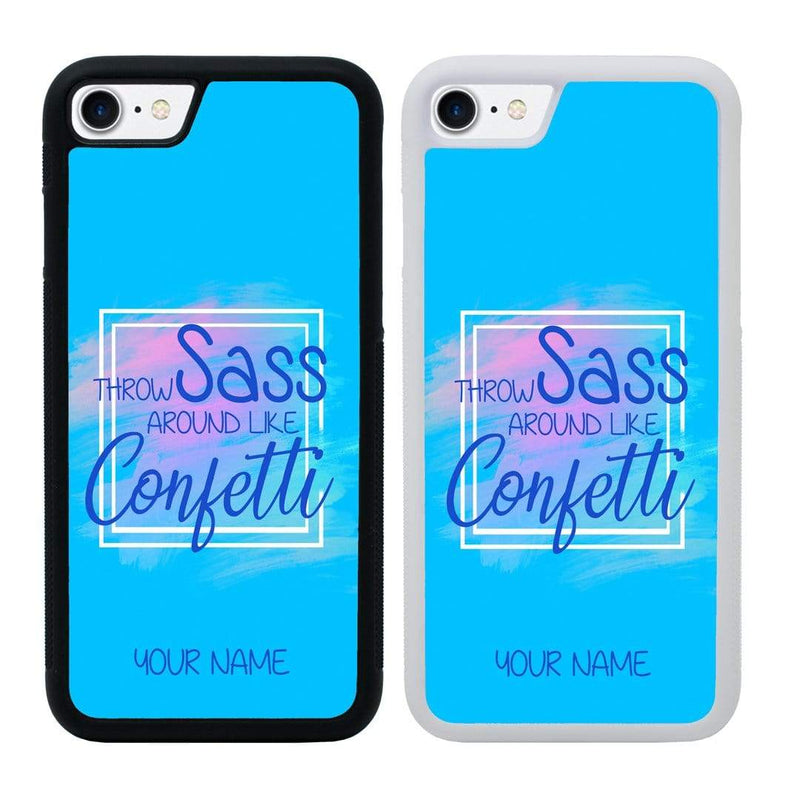 Personalised Sassy Case Phone Cover for Apple iPhone 7 I-Choose Ltd