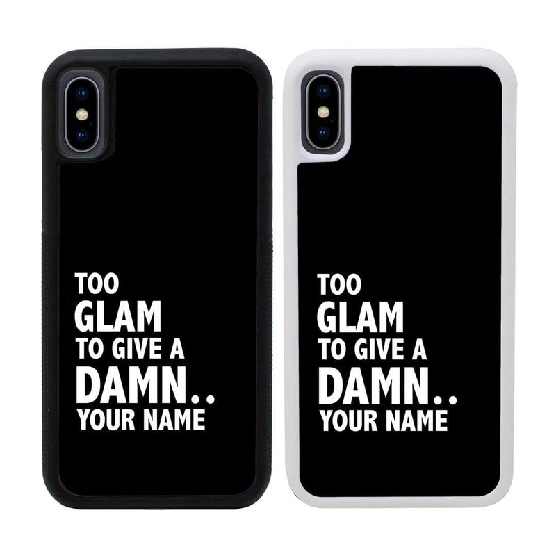 Personalised Sassy Case Phone Cover for Apple iPhone X XS 10 I-Choose Ltd