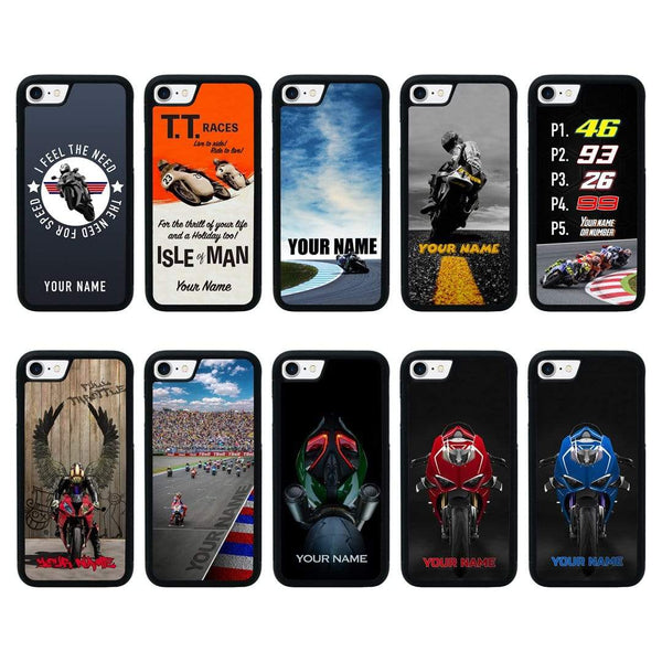 Personalised Superbikes Case Phone Cover for Apple iPhone 6 6s Plus I-Choose Ltd