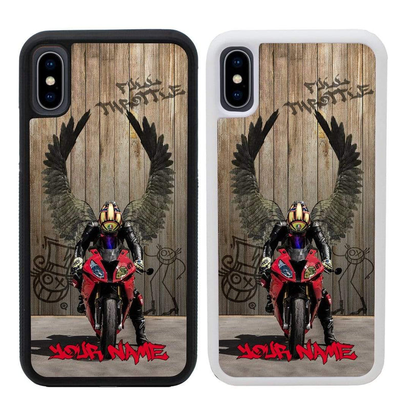 Personalised Superbikes Case Phone Cover for Apple iPhone XR I-Choose Ltd