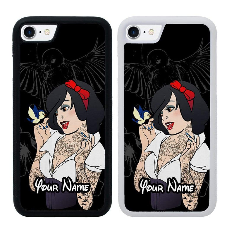 Personalised Tattoo Case Phone Cover for Apple iPhone 7 Plus I-Choose Ltd