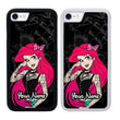 Personalised Tattoo Case Phone Cover for Apple iPhone 8 Plus I-Choose Ltd