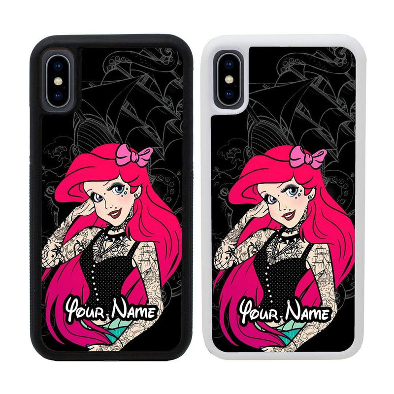 Personalised Tattoo Case Phone Cover for Apple iPhone XS Max I-Choose Ltd