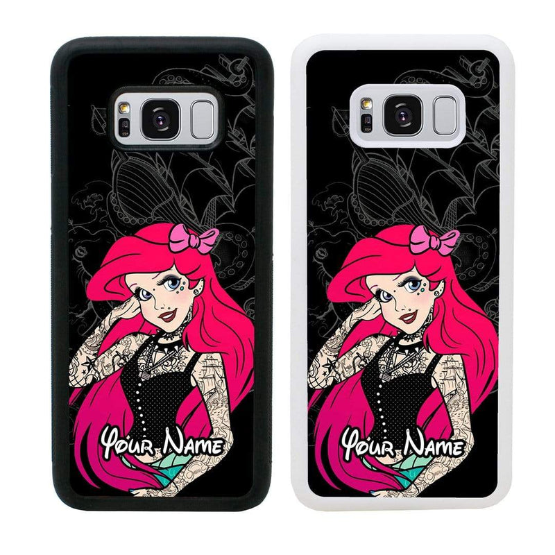 Personalised Tattoo Case Phone Cover for Samsung Galaxy S10E I-Choose Ltd