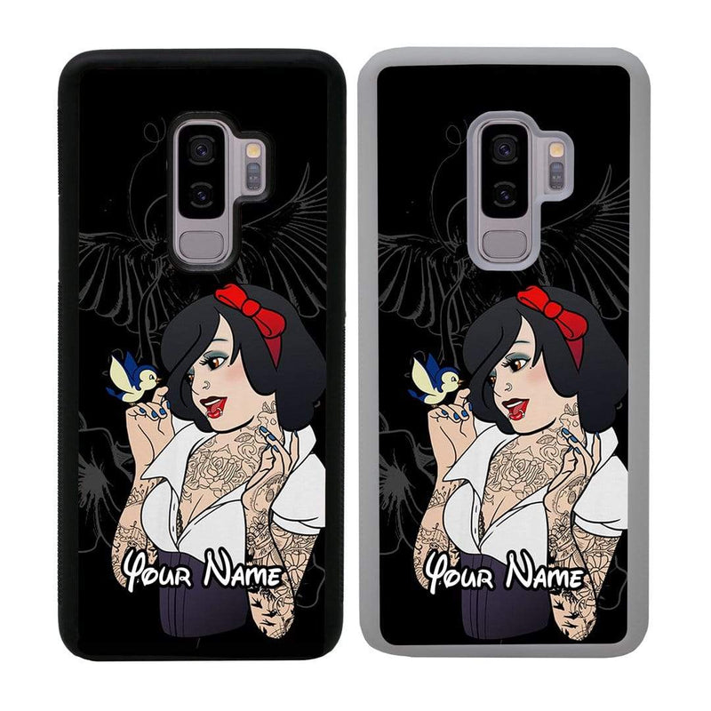 Personalised Tattoo Case Phone Cover for Samsung Galaxy S9 Plus I-Choose Ltd