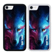 Personalised Wolf Case Phone Cover for Apple iPhone 8 Plus I-Choose Ltd