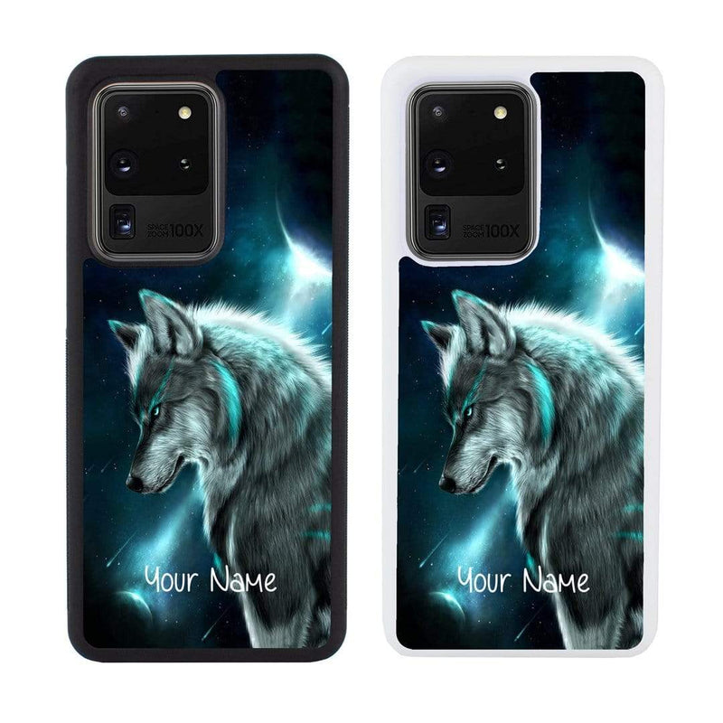 Personalised Wolves Case Phone Cover for Samsung Galaxy S20 I-Choose Ltd