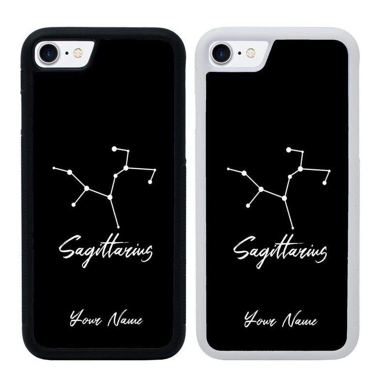 Personalised Zodiac Case Phone Cover for Apple iPhone 8 Plus I-Choose Ltd