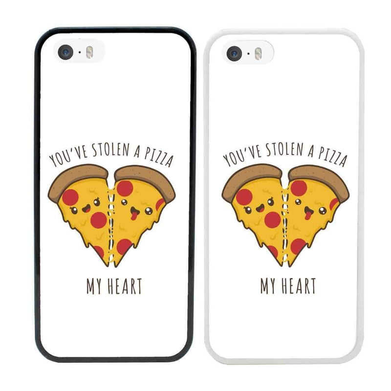 Pizza Case Phone Cover for Apple iPhone 8 Plus I-Choose Ltd