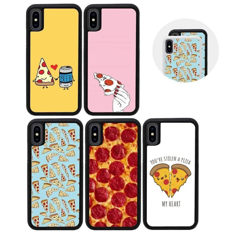 Pizza Case Phone Cover for Apple iPhone X XS 10 I-Choose Ltd