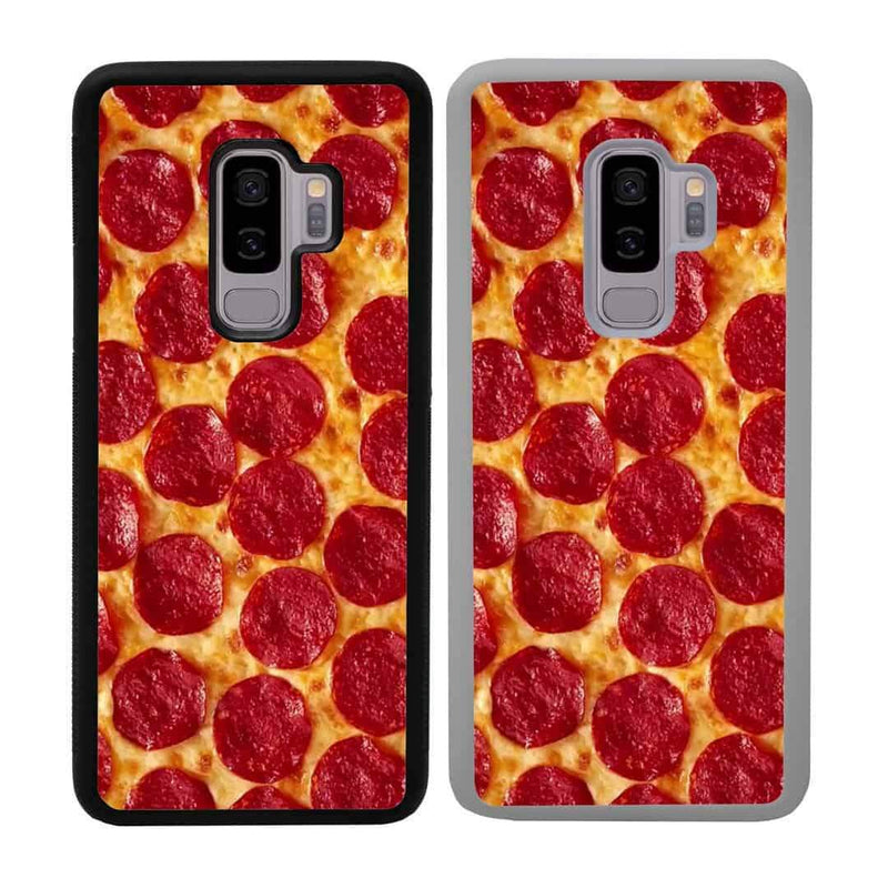 Pizza Case Phone Cover for Samsung Galaxy S9 Plus I-Choose Ltd
