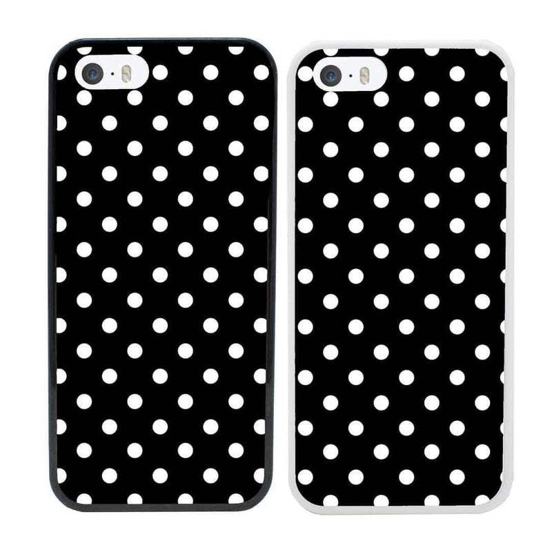 Polka Dots Case Phone Cover for Apple iPhone 6 6s Plus I-Choose Ltd