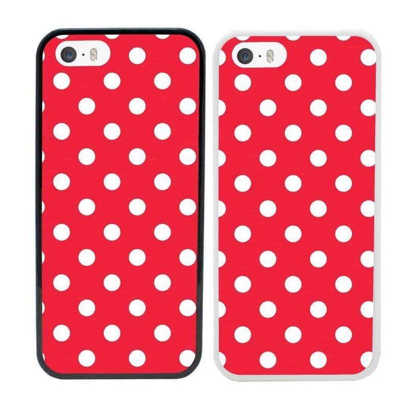 Polka Dots Case Phone Cover for Apple iPhone 7 Plus I-Choose Ltd