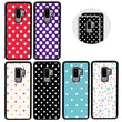 Polka Dots Case Phone Cover for Samsung Galaxy S9 Plus I-Choose Ltd