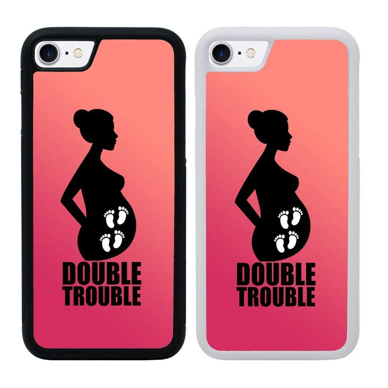Pregnancy Case Phone Cover for Apple iPhone 7 Plus I-Choose Ltd