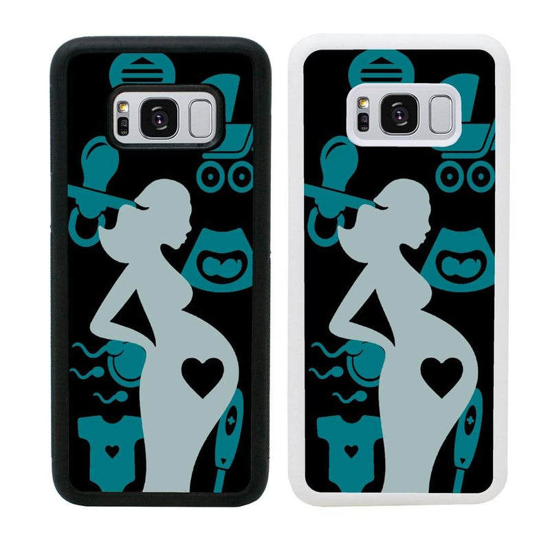 Pregnancy Case Phone Cover for Samsung Galaxy S10 Plus I-Choose Ltd