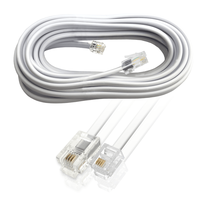 Rj11 To Rj45 4 Wire Broadband Telephone Cable Ichoose Ltd