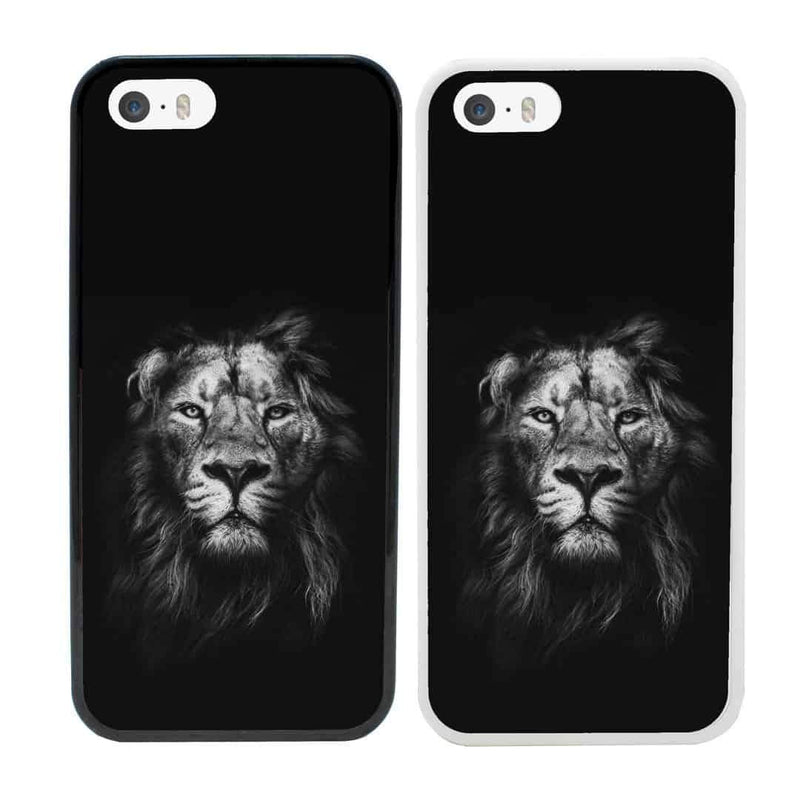 Safari Black and White Case Phone Cover for Apple iPhone 6 6s Plus I-Choose Ltd