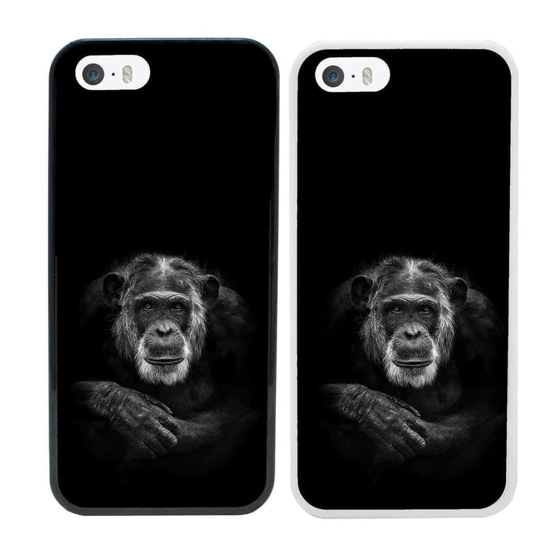 Safari Black and White Case Phone Cover for Apple iPhone 7 I-Choose Ltd