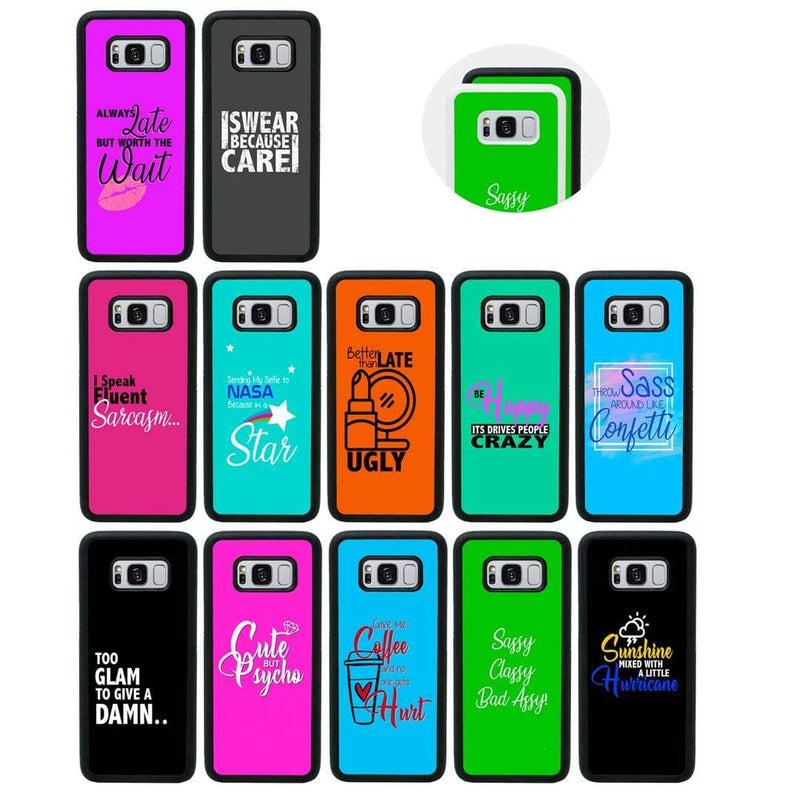 Sassy Case Phone Cover for Samsung Galaxy S10 I-Choose Ltd