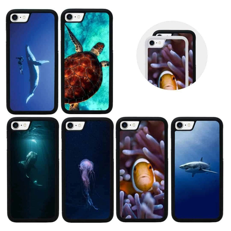 Sea Life Case Phone Cover for Apple iPhone 6 6s I-Choose Ltd