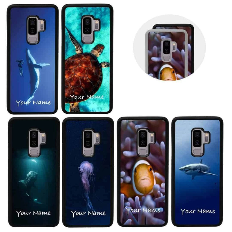 Sea Life Case Phone Cover for Samsung Galaxy S10 I-Choose Ltd