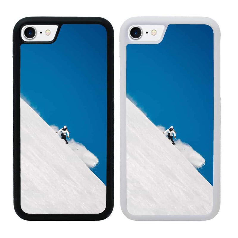 Skiing Case Phone Cover for Apple iPhone 8 I-Choose Ltd