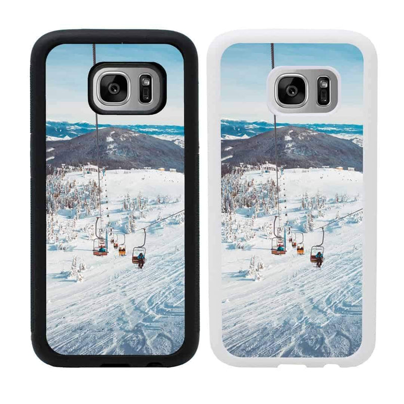 Skiing Case Phone Cover for Samsung Galaxy S9 I-Choose Ltd