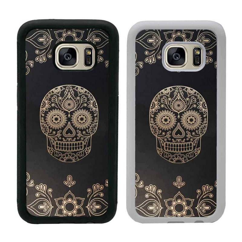 Skulls Case Phone Cover for Samsung Galaxy S9 I-Choose Ltd