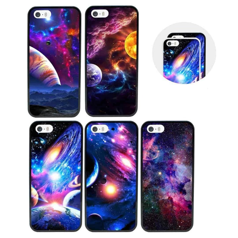 Space Case Phone Cover for Apple iPhone 8 Plus I-Choose Ltd