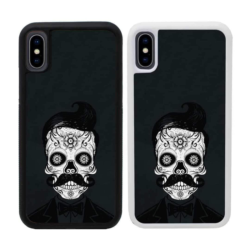Sugar Skull Case Phone Cover for Apple iPhone XS Max I-Choose Ltd
