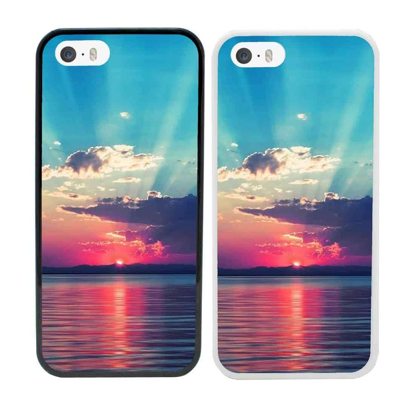 Sunset Case Phone Cover for Apple iPhone 8 I-Choose Ltd