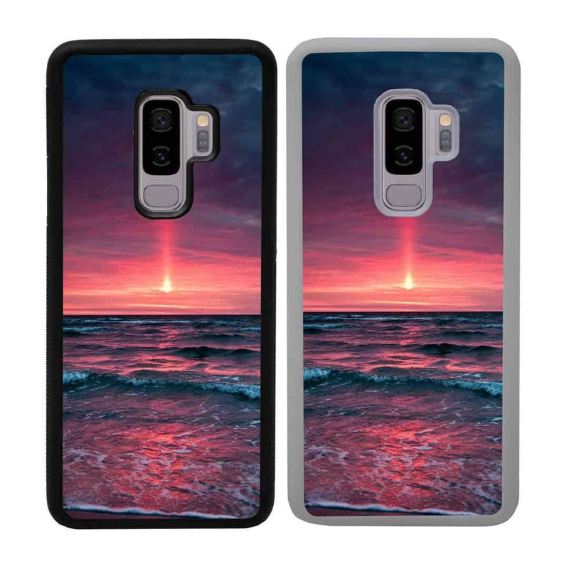 Sunset Case Phone Cover for Samsung Galaxy S9 Plus I-Choose Ltd
