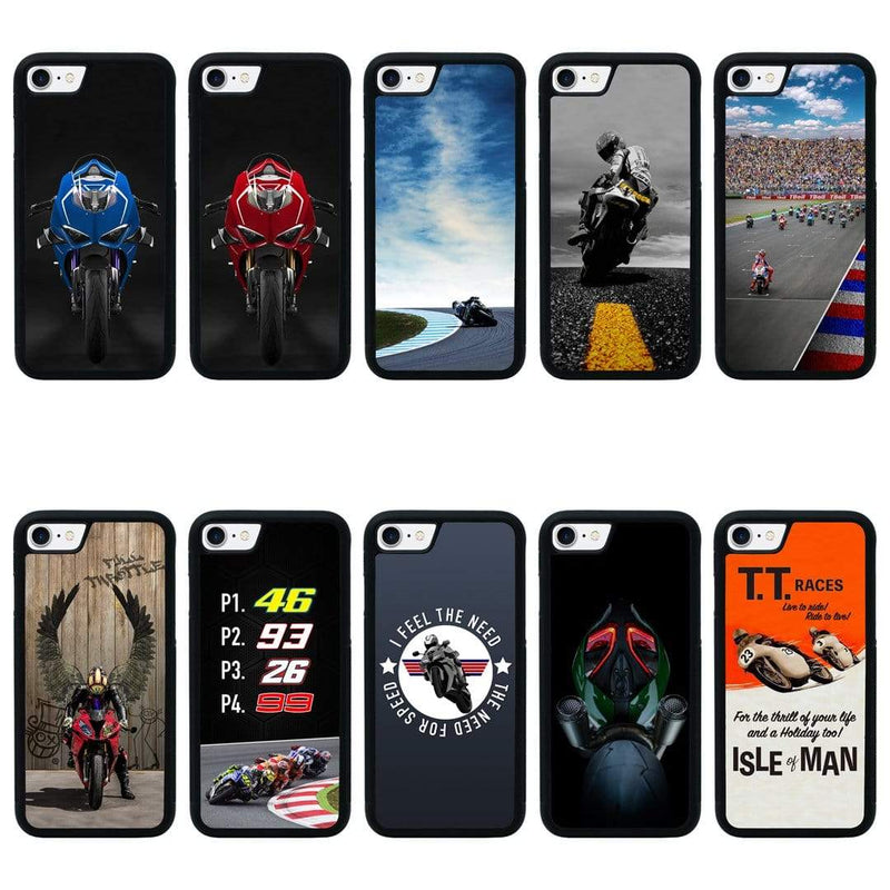 Superbikes Case Phone Cover for Apple iPhone 6 6s I-Choose Ltd