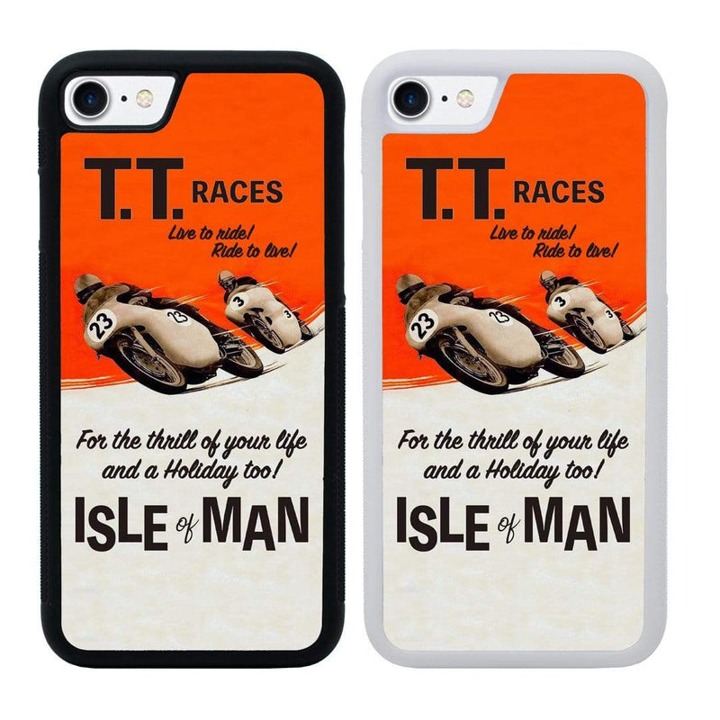 Superbikes Case Phone Cover for Apple iPhone 8 I-Choose Ltd