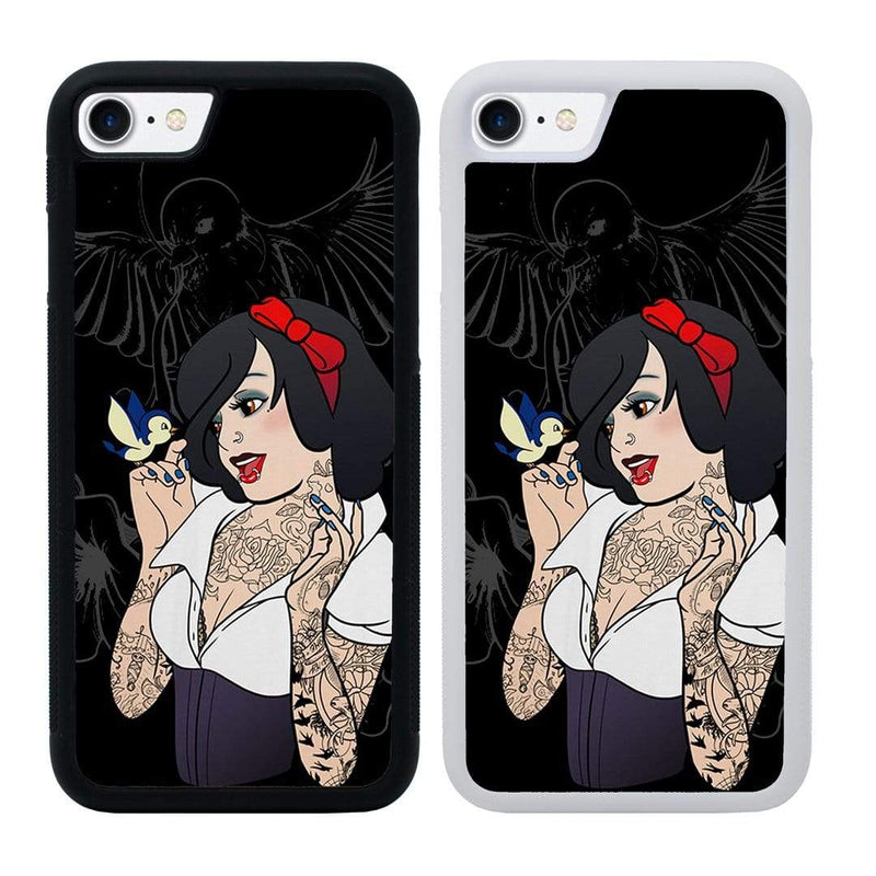 Tattoo Case Phone Cover for Apple iPhone 8 I-Choose Ltd