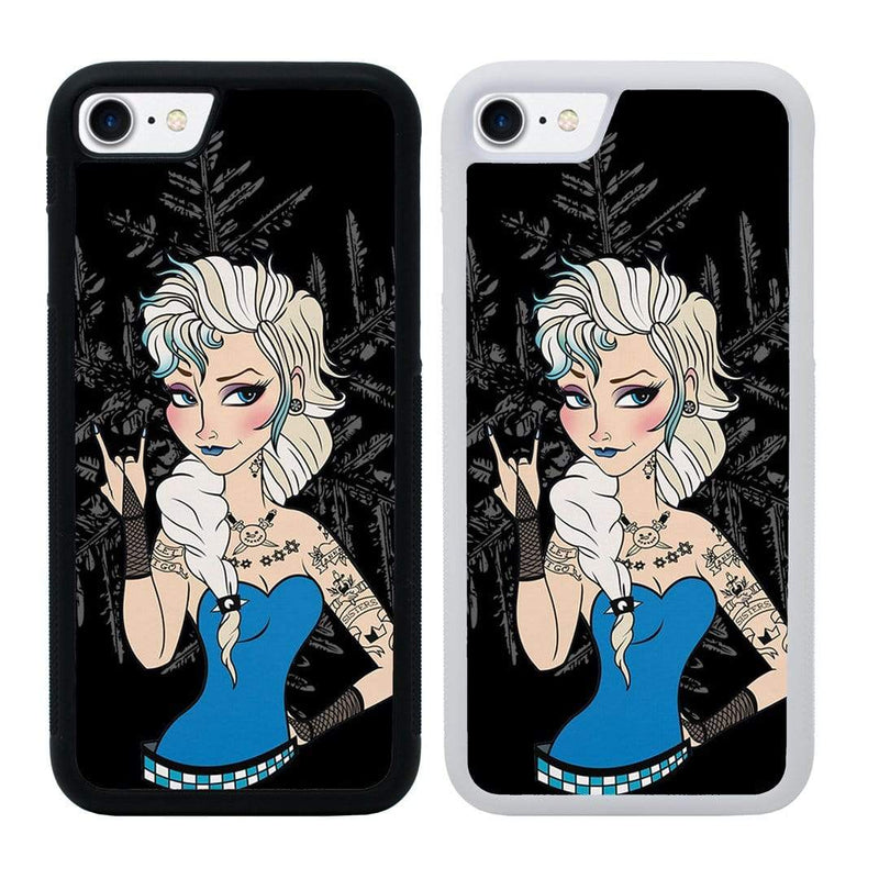 Tattoo Case Phone Cover for Apple iPhone 8 Plus I-Choose Ltd